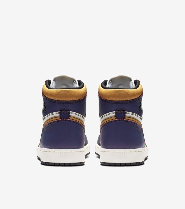 """Nike SB x Air Jordan 1 LA to Chicago"" มาลอกสีรองเท้าเปลี่ยนเมืองกันเถอะ 03"