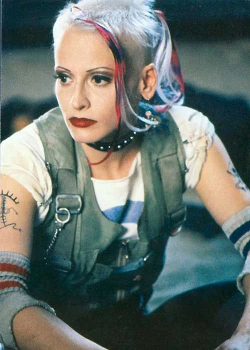 Tank girl outfit inspiration
