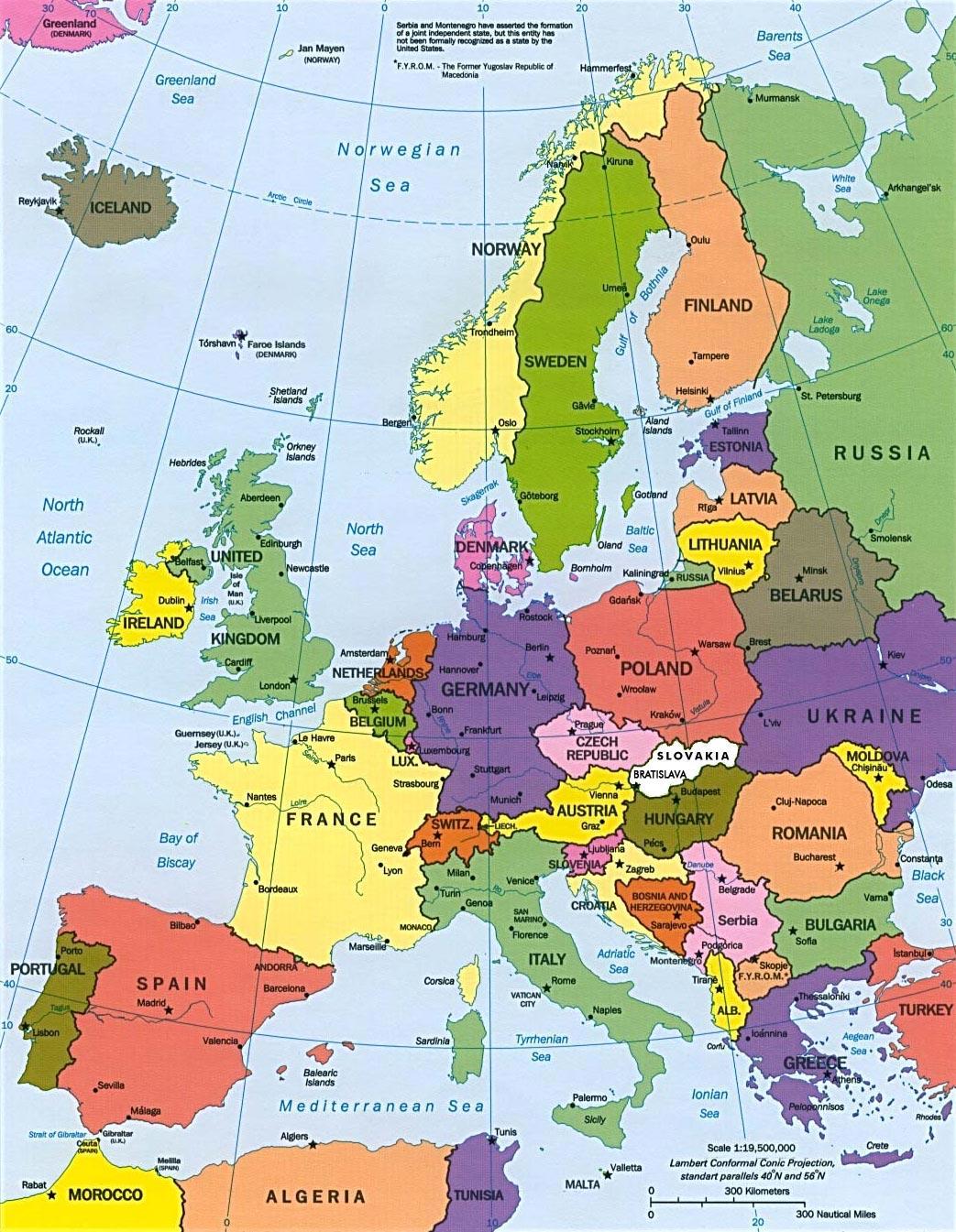 mapa europa do norte Mapa Da Europa | thujamassages mapa europa do norte