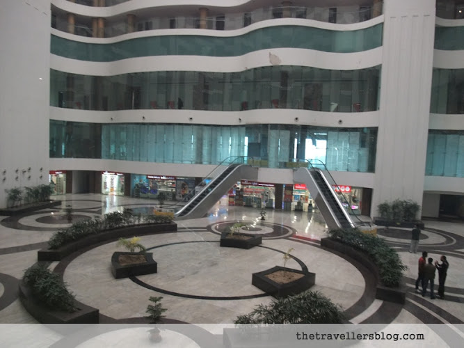 Lebua Hotel, India