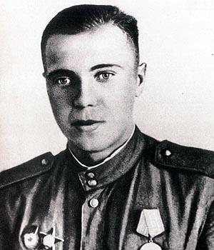Виктор Астафьев, фронтовая юность