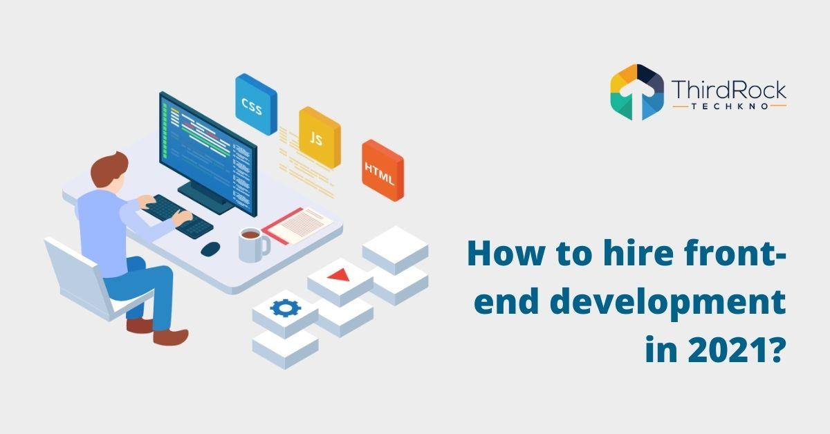 Hire front-end Development