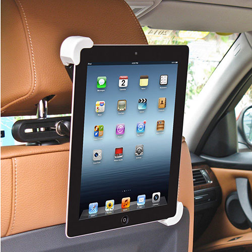 3. Headrest Tablet Mount Holder