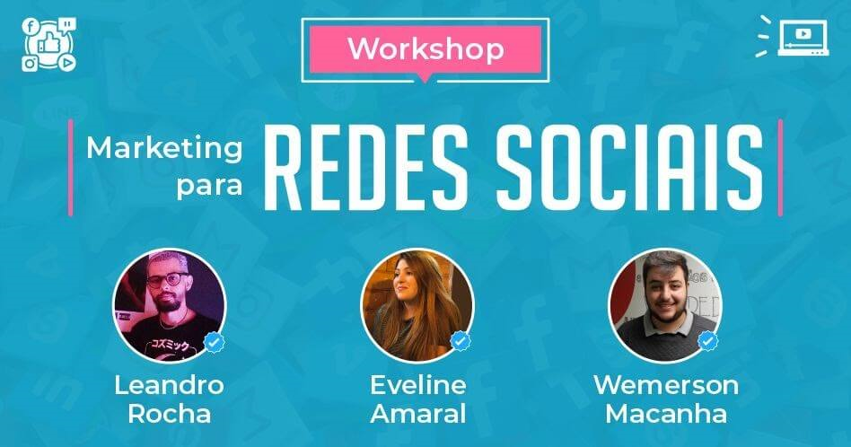 Workshop Marketing para Redes Sociais