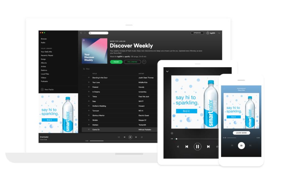 Spotify Ads Studio