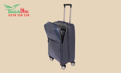 Chất liệu làm vali cứng cáp, bền chắc.