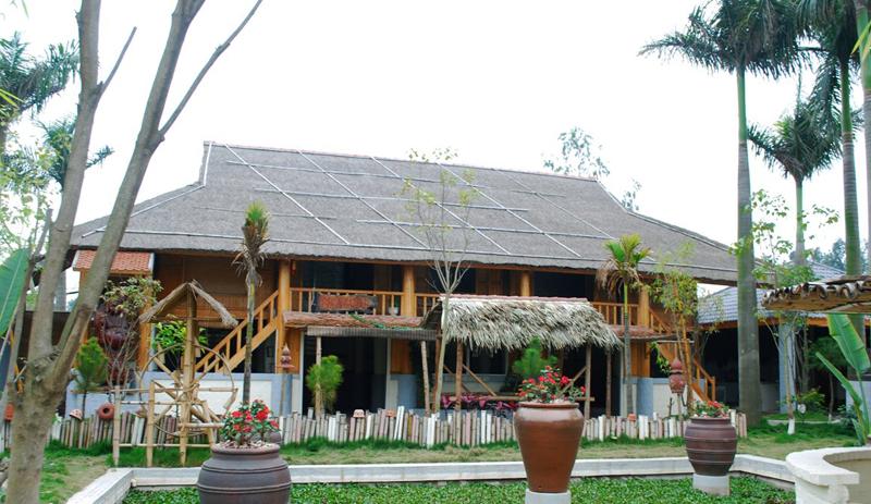 Khu sinh thái gần Bát Tràng – Minh Hải Resort