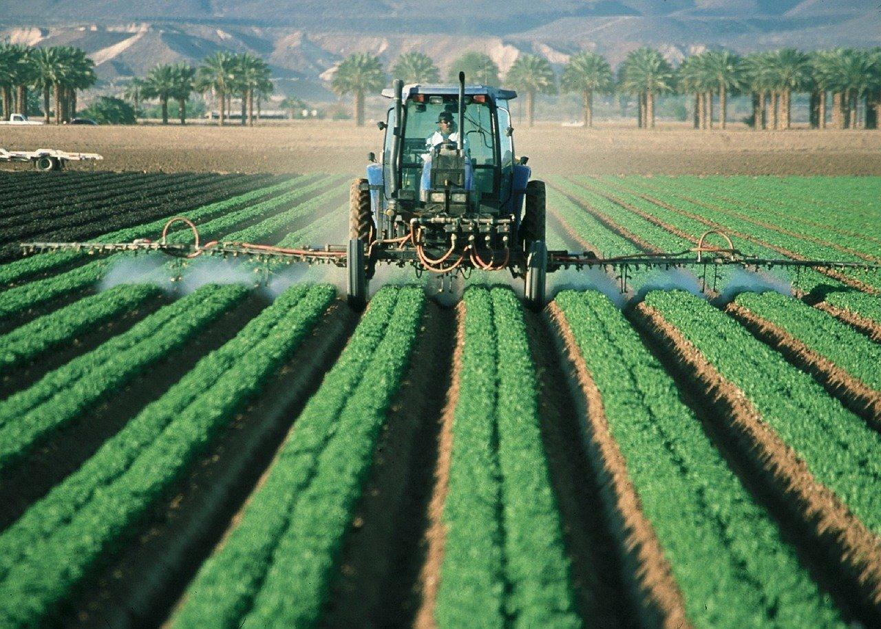 Levantamento aponta Brasil como principal destino de agrotóxicos no mundo (Fonte: Pixabay)