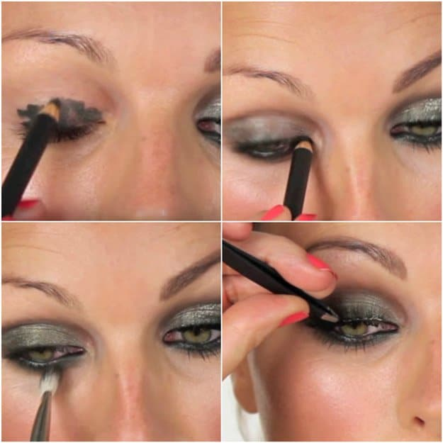 Perfect Smokey Eye Makeup | 5 Must Try Easy Makeup Tutorials From PixiWoo