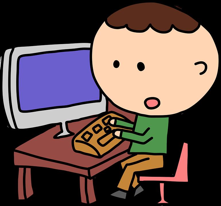 Man, Computer, Communication - Free vector graphics on Pixabay
