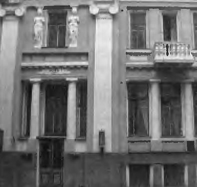 Ул. Елизаветинская, 10, современный вид, здание Киевской уездной ЧК