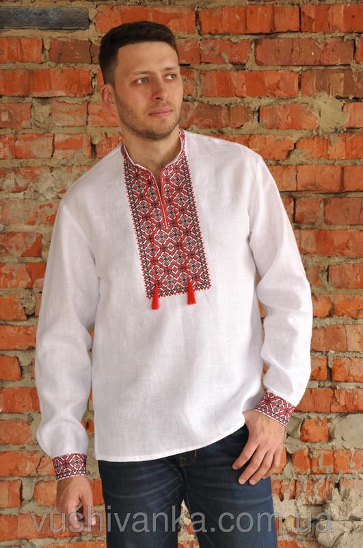 Мужские вышиванки – заказать недорого сайте vushivanka.com.ua