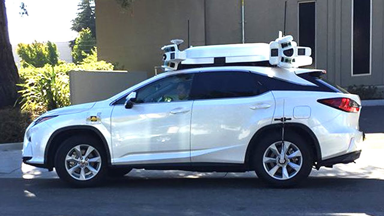 New Apple SUVs With Expansive Autonomous Driving LIDAR Setup Spotted on the  Road - MacRumors
