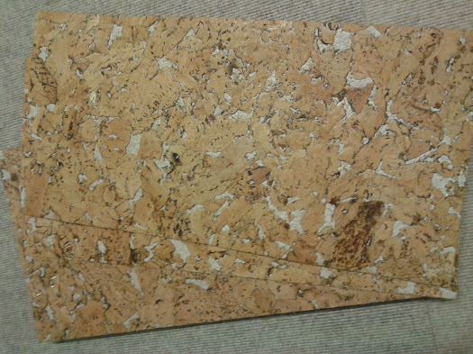 Kork Wandbelag Entfernen : kork wandbelag weiss struktur tapete natur design pinnwand 11 platten ebay ~ Somuchworld.com Haus und Dekorationen