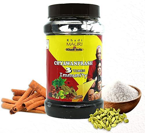 Khadi Mauri Herbal Best Chyawanprash Brands In India
