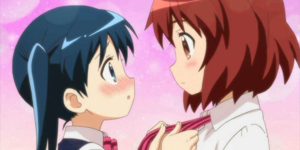 Kiniro Mosaic- best yuri anime