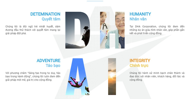 Dự án D Aqua được phát triển bởi DHA Corp
