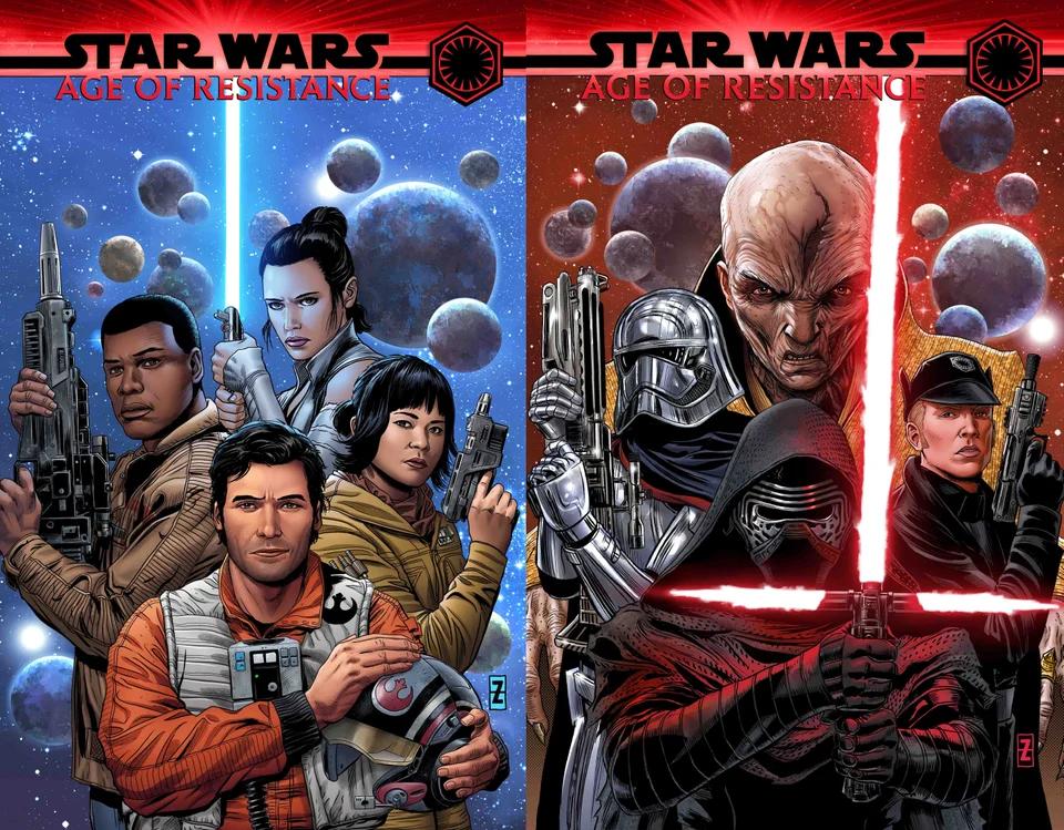Bedrock City Comic Company Good Time Like Star Wars