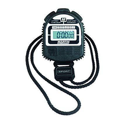 นาฬิกา จับเวลา MARTIN Sports SW100 DIGITAL STOPWATCH นาฬิกาจับเวลา | Shopee  Thailand
