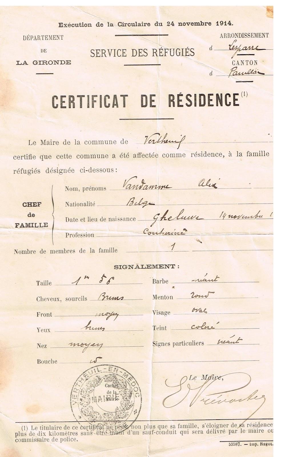 Almix certificat Résidence 001.jpg
