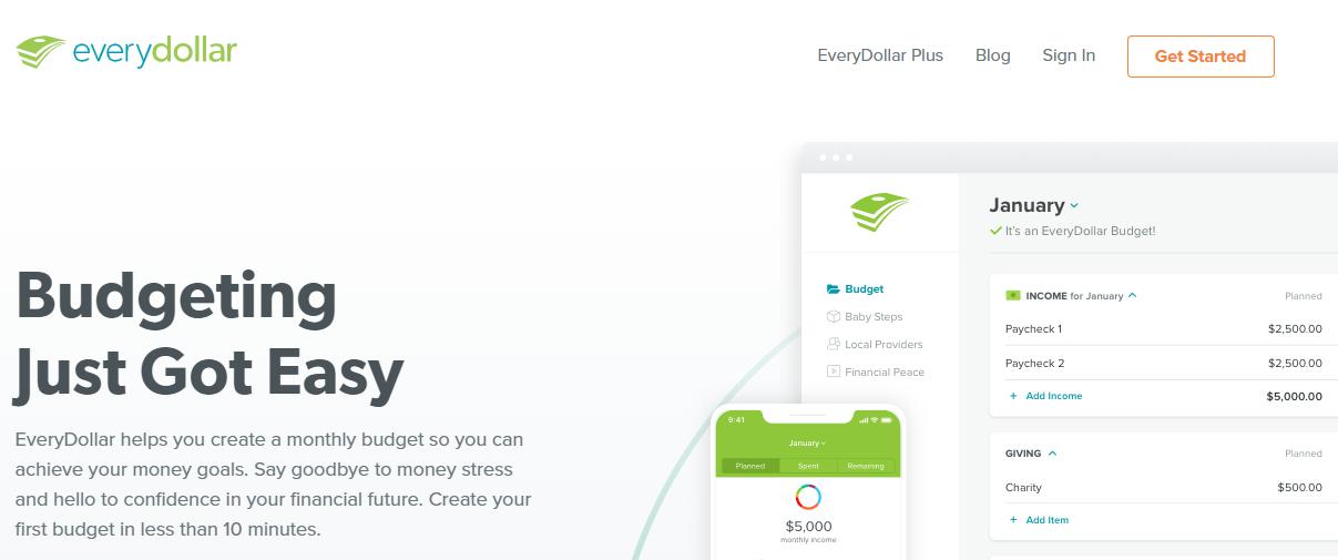 expense tracker app iphone