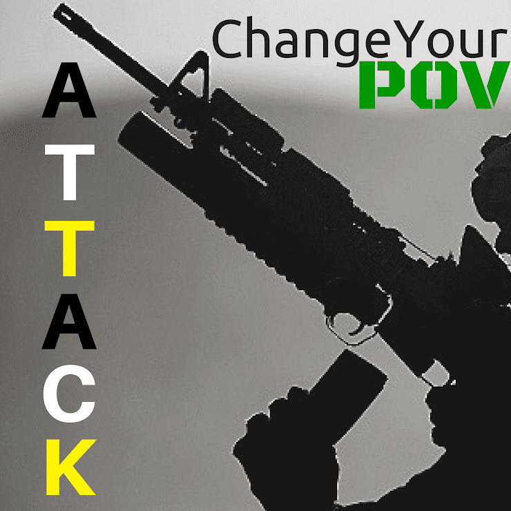 On the show that started it all, the incomparable Eddie Lazzari and indomitable Bennett Tanton bring you their own unique brand of knowledge bombs. If you want to hear how it all began, check them out here:  http://changeyourpov.com/cypov-podcast/attack-fridays