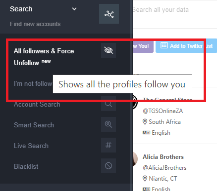 remove multiple Twitter followers