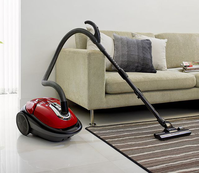 A good vacuum cleaner should be durable and able to withstand use on different surfaces Source: ripplenfortunate.com