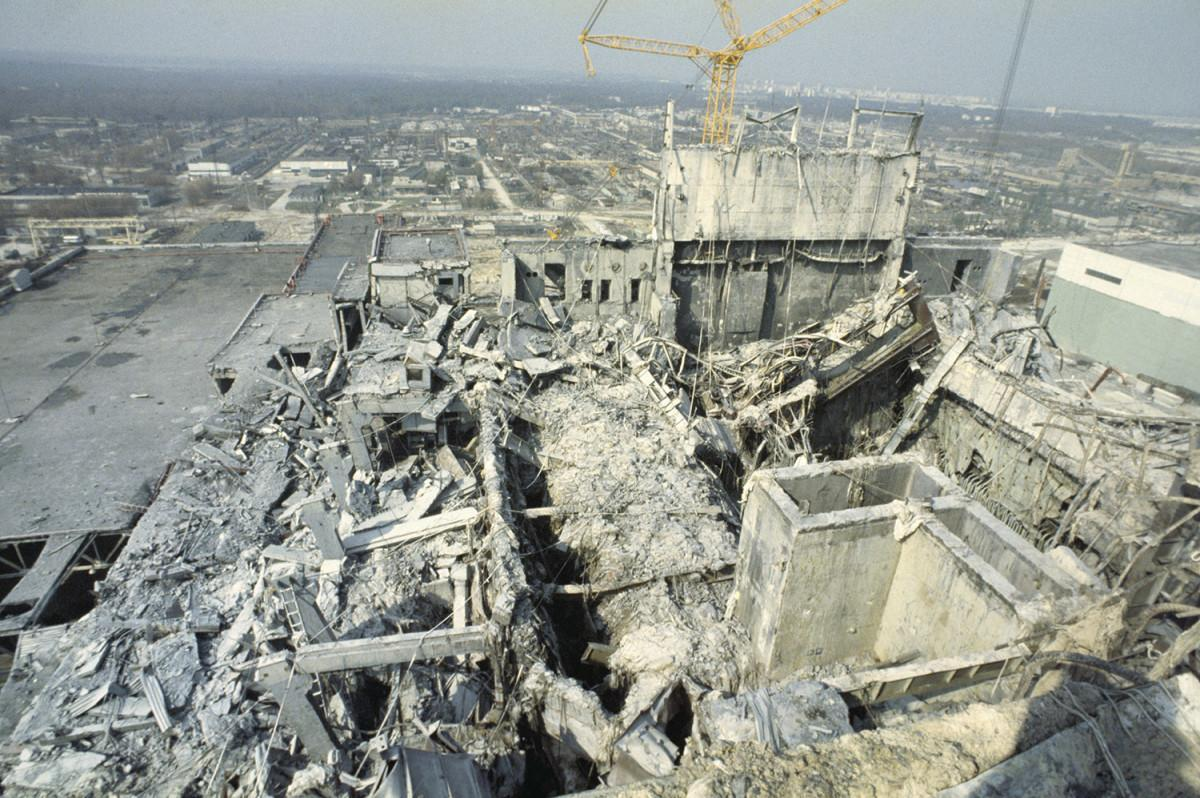 Chernobyl: Disaster, Response & Fallout - HISTORY