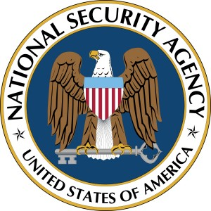 Logo for the National Security Agency, United States of America