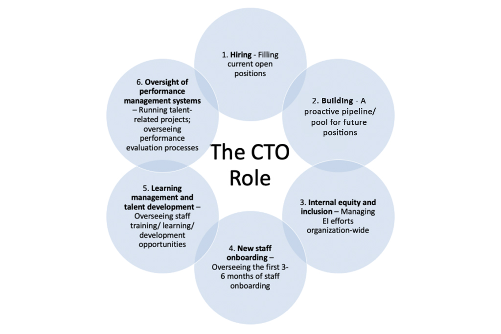 role of CTO at gkmit