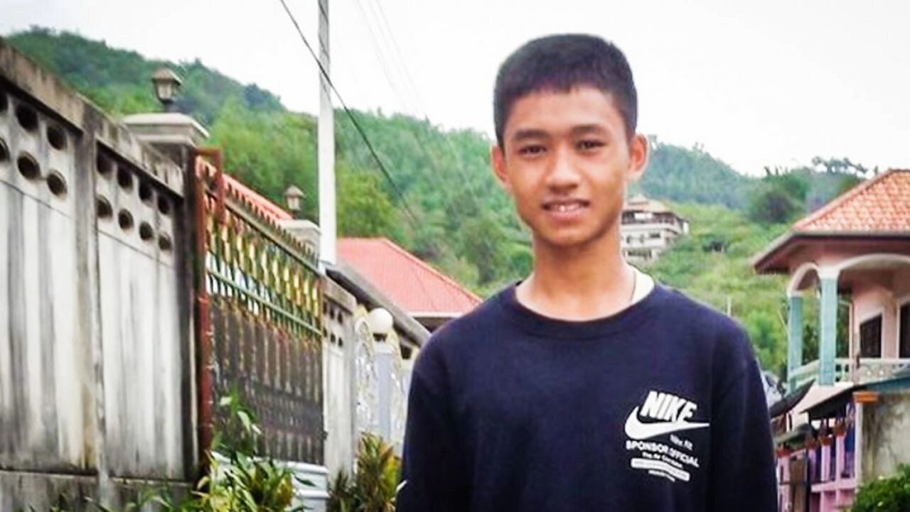 GOOD NEWS HERO: Adul, a child sponsored through Compassion International, emerged a hero after being trapped alongside his teammates in a cave in Northern Thailand. (Compassion International)