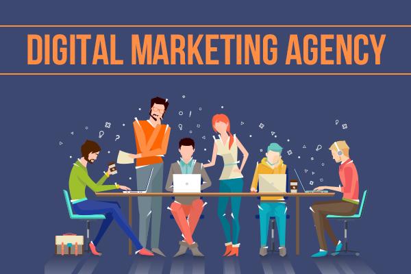 Hệ thống dịch vụ đa dạng được cung cấp đầy đủ từ agency marketing uy tín