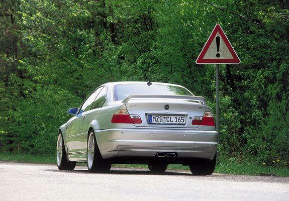 Hartage H50 BMW E46 rear center-exit exhaust