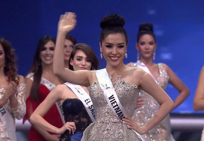 Miss Supranational 2017: Khánh Phương lọt top 25 - 2sao
