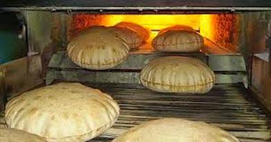 تصنيع الخبز