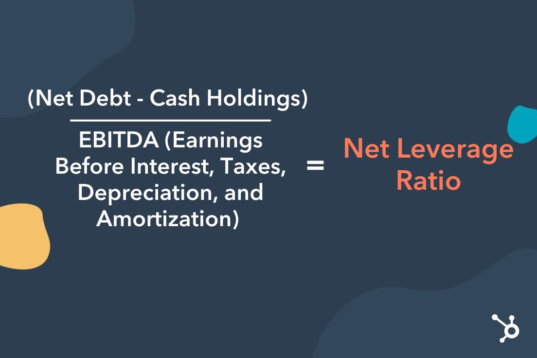 Financial Leverage Ratio Net Leverage Ratio