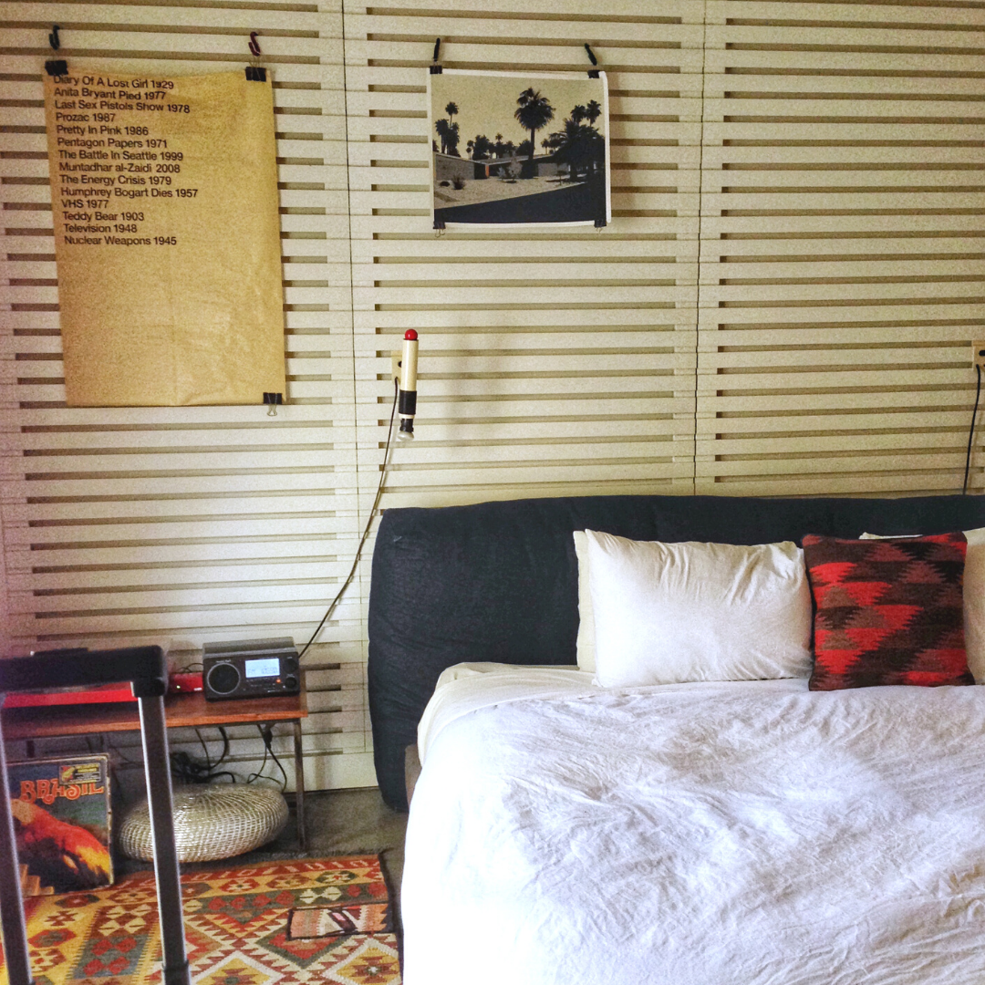 Desert Vibes - the SmithHonig summer road trip. Vintage items aren't just for mid-century lovers or bohemian types, they can enhance the most traditional of interiors with a bit of zip, zing and history.
