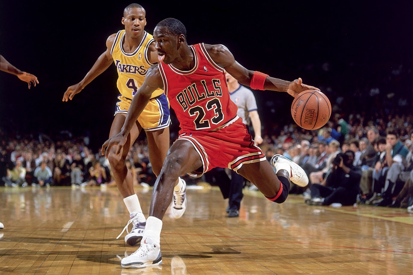 photos officielles 3debe 06887 Le talent seul ne suffit pas. Un exemple ? Michael Jordan ...