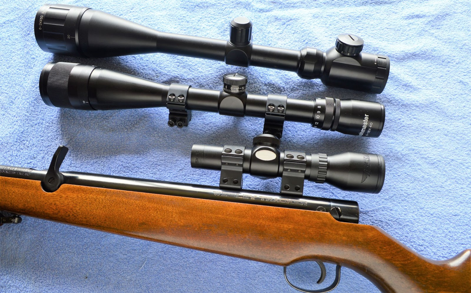 sizing up your scope