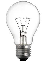 Light bulb to make fire