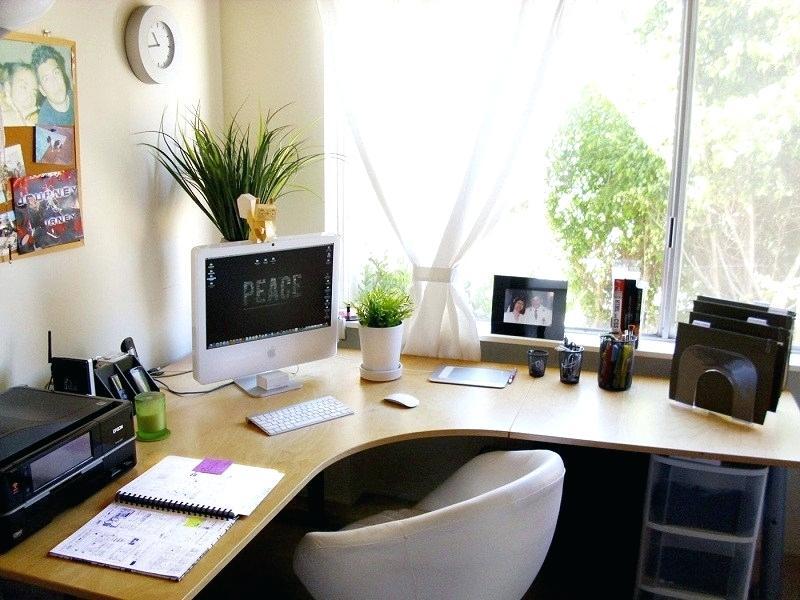 thiết kế không gian văn phòng cá nhân