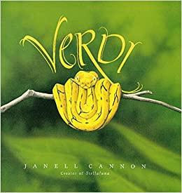 Verdi: Cannon, Janell: 9780152010287: Amazon.com: Books