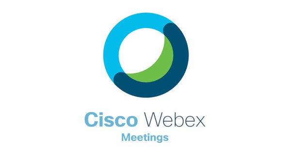 Cisco Webex online Meetings