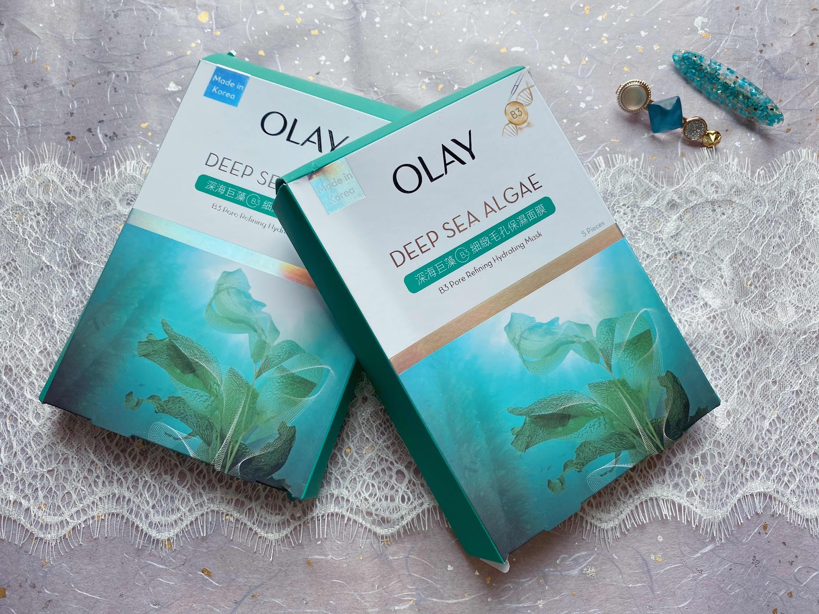 必試超保濕OLAY全新韓國製「隱形海藻面膜」,解救乾性毛孔肌膚 ...