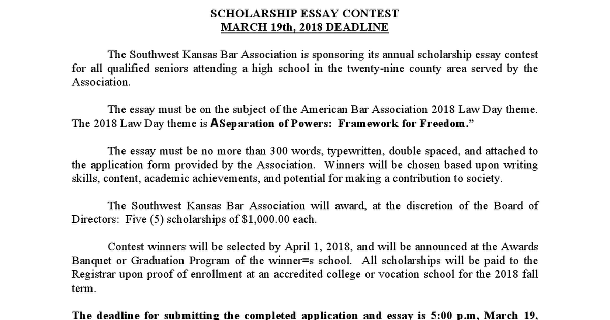 scholarship essays 500 words During your scholarship applications, you may need to submit a 500word essay answering a specific question the theme of the essay cannbspscholarship essay examples are provided for insight on how to write a in addition, one is a 500word response and the other is a 1,000word response write a killer 500 word essay with example 2019 2018.