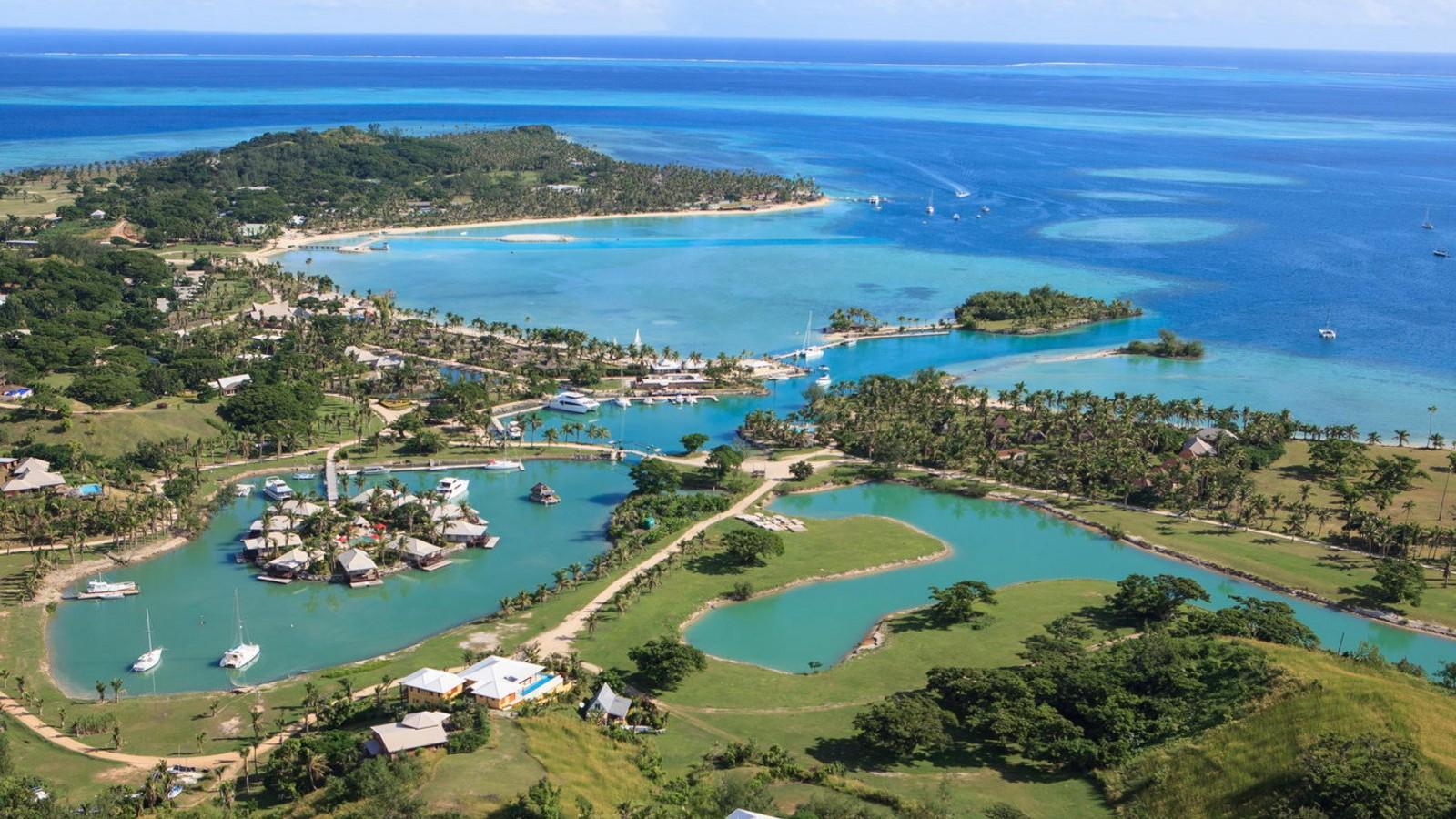 Аренда яхты на Фиджи