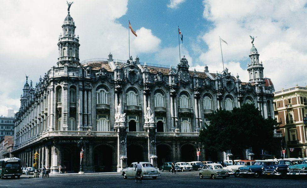 哈瓦那大劇院