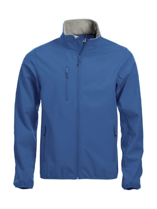 Ropa laboral de abrigo: softshell Cliqué