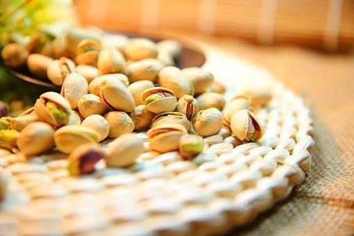 Pistachio, Nut, Kernel, Pistachio